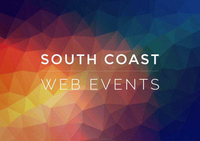 South Coast Web Events
